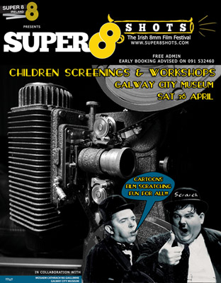 Super8 Shots Workshops for Children